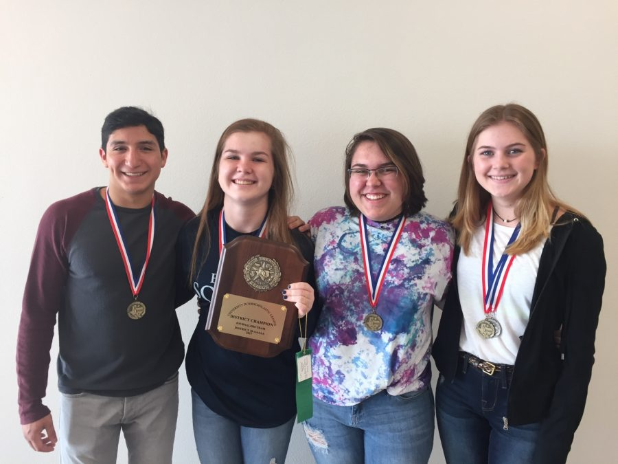 UIL students continue to thrive in competitions