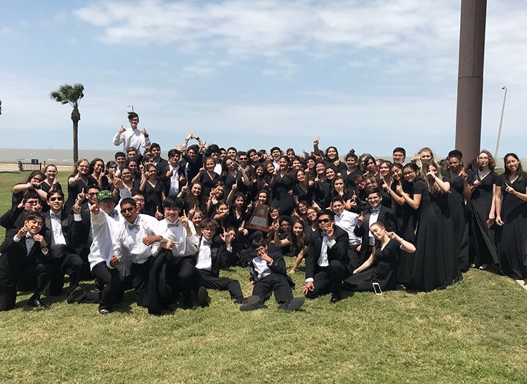 Choir earns reputable title in UIL competitions