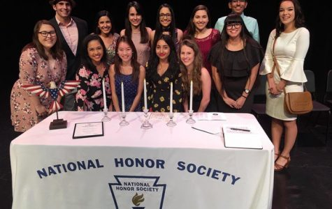 Vets hosts fourth annual NHS Induction