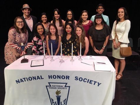 Academic Decathlon Team Travels To State