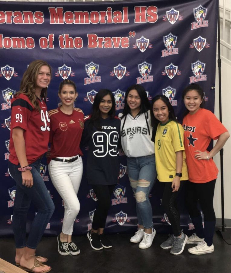Students participate in first spirit week of year