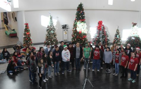 Students Rock In The Halls