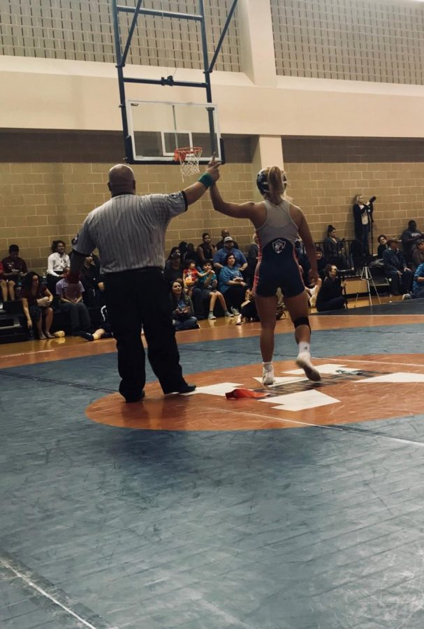 The+Wrestling+Team+Defeats+the+Competition