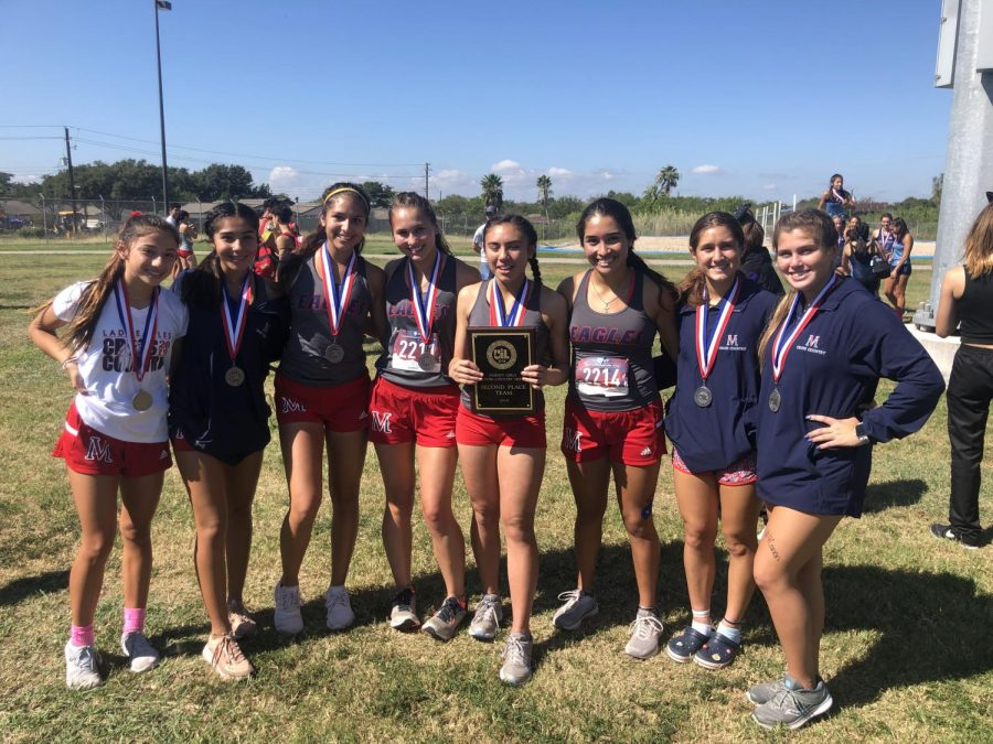 Cross Country Soars to Regionals