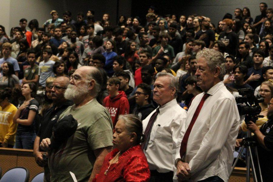 Veterans Honoring Veterans