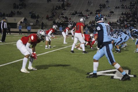 Eagle Football Cruises Into Playoffs